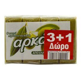 AΡΚΑΔΙ ΠΡΑΣΙΝΟ ΣΑΠΟΥΝΙ 150GR.