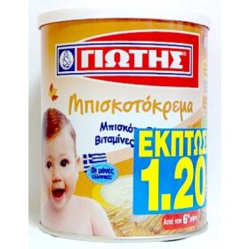 ΓΙΩΤΗΣ ΜΠΙΣΚΟΤΟΚΡΕΜΑ 300gr